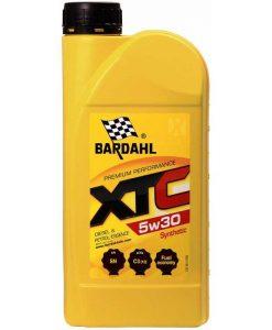 Двигателно масло BARDAHL XTC 5W30 1L
