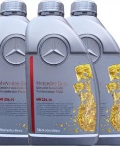 Масло оригинално Mercedes benz 236.14 MB 000 989 68 05 11 ATF 1L NEW