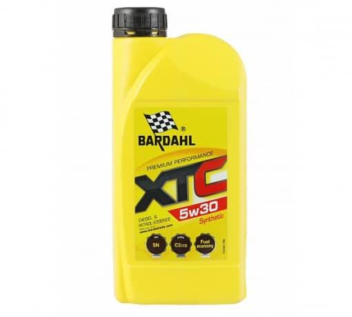 Масло BARDAHL XTC 5W30 1L