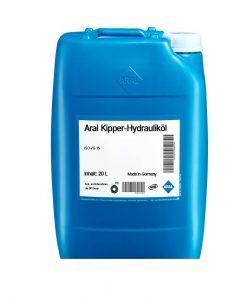 Хидравлично масло ARAL 1554EB Kipper-Hydraulic Oil 20L