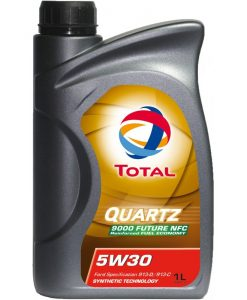 Масло TOTAL QUARTZ FUTURE 9000 5W30 1L