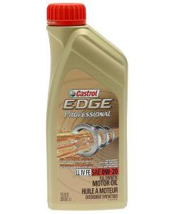 Масло CASTROL EDGE PROFESSIONAL LL IV FE 0W20 1L