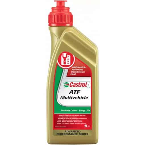 Масло CASTROL ATF MULTIVEHICLE - 1L