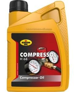 Компресорно масло KROON OIL COMPRESSOL H68 1L