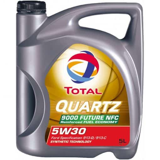 Масло TOTAL QUARTZ FUTURE 9000 5W30 5L