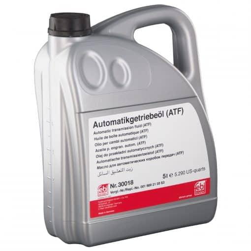 Трансмисионно масло Febi 30018 - 5L