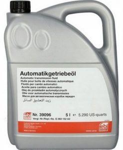 Трансмисионно масло Febi 39096 - 5L