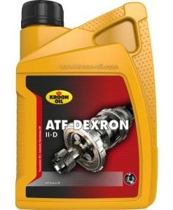 Хидравлична течност KROON OIL ATF DEXRON II-D червена