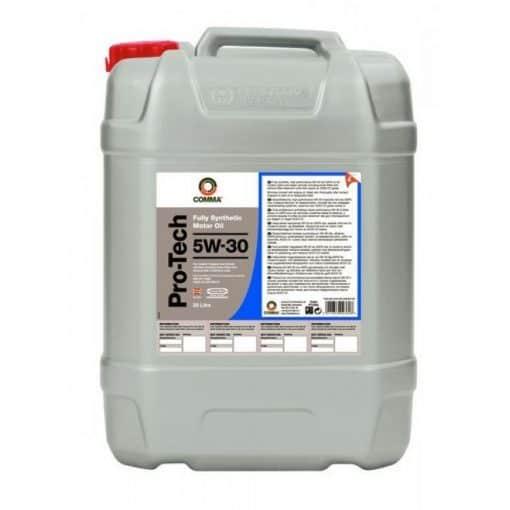 Масло COMMA PRO-TECH 5W30 20L