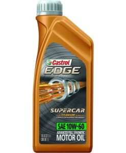 Масло Castrol Edge 10w60 Supercar 1L