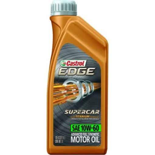 Масло Castrol Edge 10w60 Supercar 1L