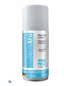 Препарат за почистване Pro-Tec Klima Fresh Orange - 150ml