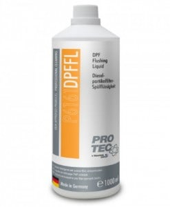 Препарат Pro-Tec DPF Flushing Liquid - 1000ml