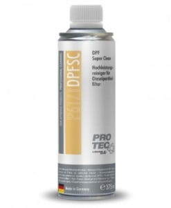 Добавка Pro-Tec DPF Super Clean - 375ml