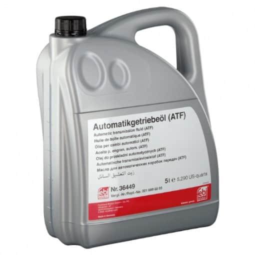Трансмисионно масло Febi 36449 - 5L