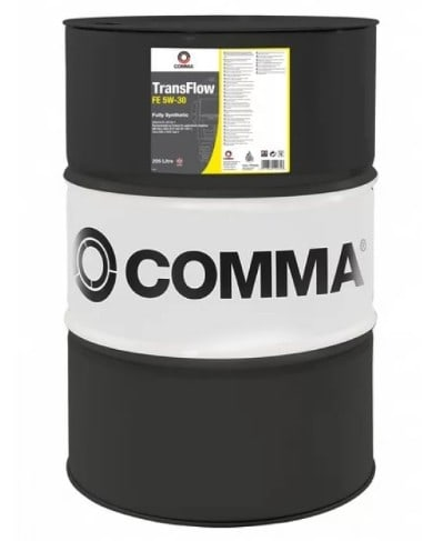 Масло COMMA TRANSFLOWFE5W30205L