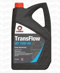 Масло COMMA TRANSFLOW UD 10W40 5L
