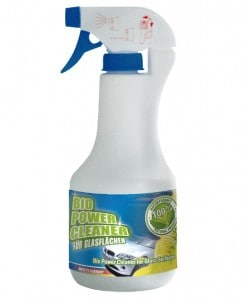 Почистващ препарат Pro-Tec Bio Power Cleaner for Glass Surfaces 500ml