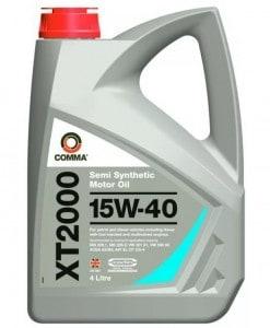 Масло COMMA XT200015W404L