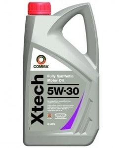 Масло COMMA X-TECH 5W30 2L