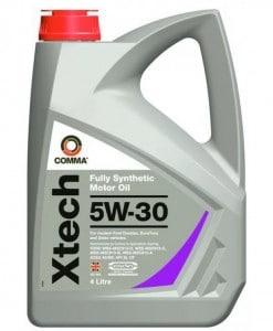 Масло COMMA X-TECH 5W30 4L