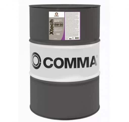 Масло COMMA X-TECH 5W30 60L