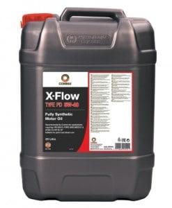 Масло COMMA X-FLOW TYPE PD 5W40 20L