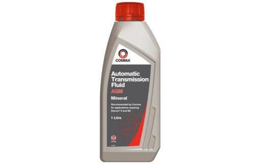 Трансмисионно масло COMMA ATF AQM DEX 2 - 1L