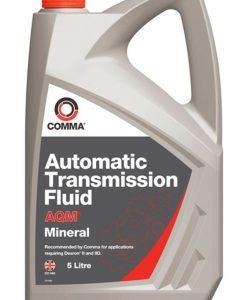 Трансмисионно масло COMMA ATF AQM DEX 2 - 5L