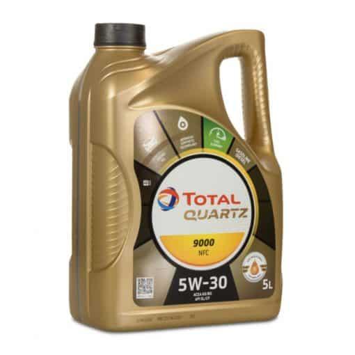 Масло TOTAL QUARTZ FUTURE 9000 5W30 5L