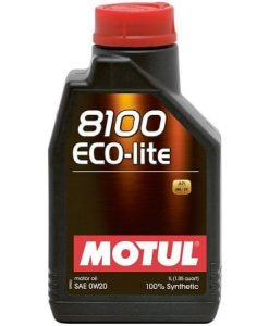 Масло Motul 8100 ECO-LITE 0W20 1L