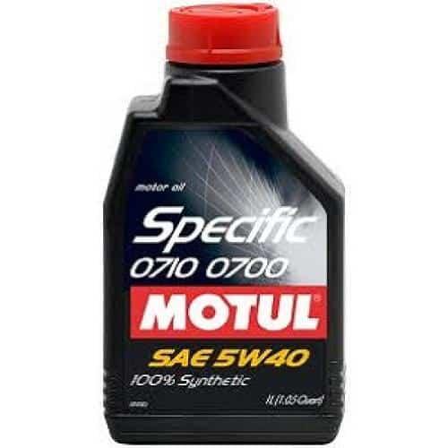 Масло Motul SPECIFIC 0710 0700 5W40 1L