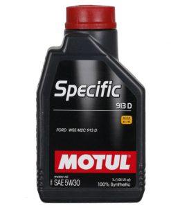 Масло MOTUL SPECIFIC 913D 5W30 1L
