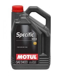 Масло MOTUL SPECIFIC 925B 5W20 5L
