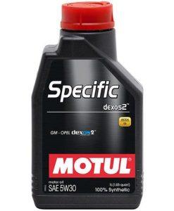 Масло MOTUL SPECIFIC DEXOS2 5W30 1L