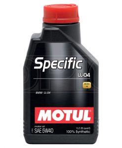 Масло MOTUL SPECIFIC LL-04 5W40 1L