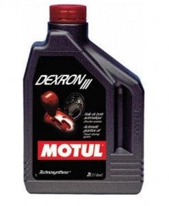 Хидравлично масло MOTUL DEXRON 3 - 2 литра