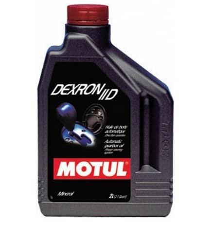 Хидравлично масло MOTUL DEXRON IID 2-литра