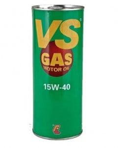 Масло SELENIA VS GAS 15W40 1L