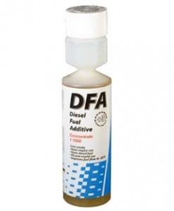 Добавка за дизел DFA DIESEL FUEL ADDITIVE 250ML