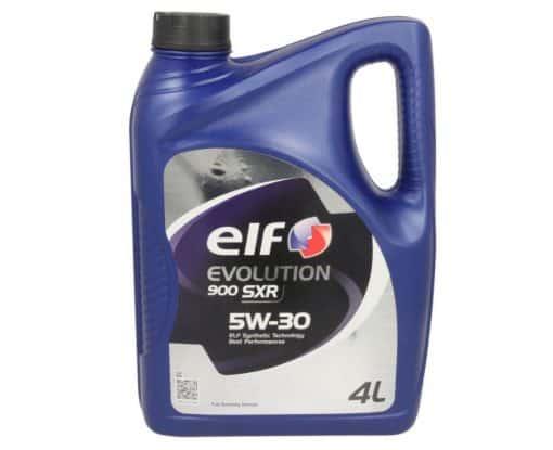 Масло ELF EVOLUTION SXR 5W30 4L