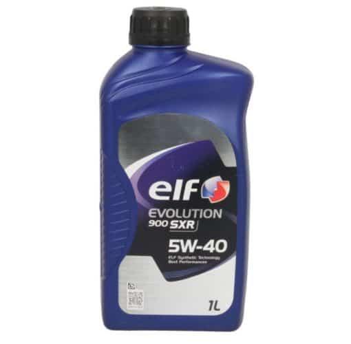 Масло ELF EVOLUTION SXR 5W40 1L