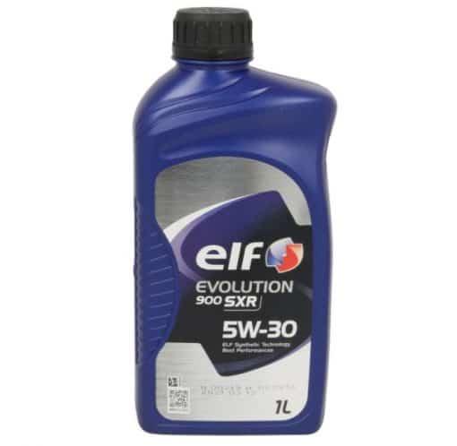 Масло ELF EVOLUTION SXR 5W30 1L
