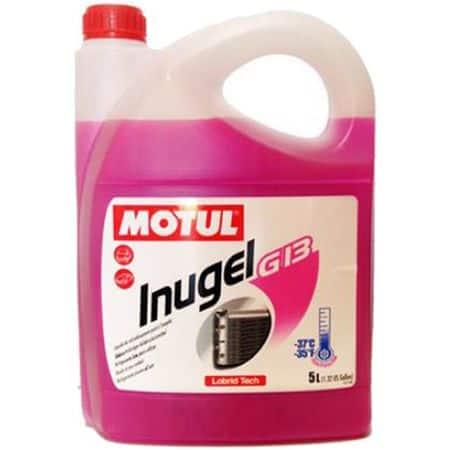 Антифриз MOTUL INUGEL G13 5L