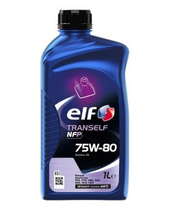 Трансмисионно масло ELF TRANSELF NFP 75W80 1L