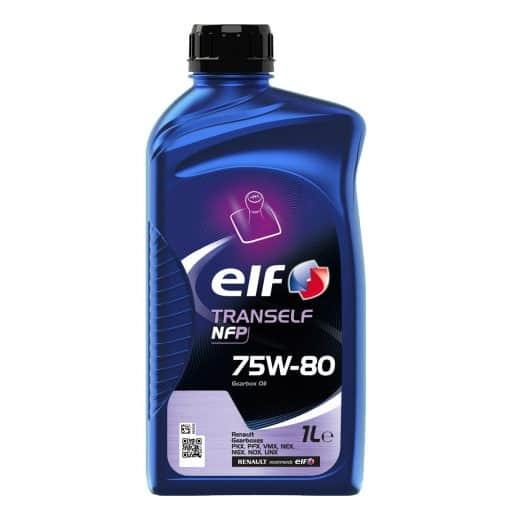 Трансмисионно масло ELF TRANSELF NFP 75W80 1L