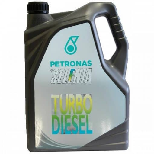 Масло SELENIA TURBO DIESEL 10W40 - 5 литра