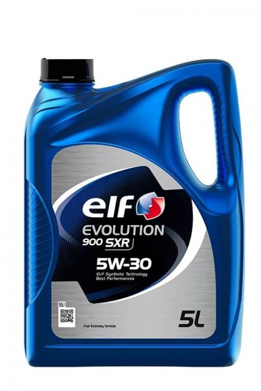Масло ELF EVOLUTION SXR 5W30 5L