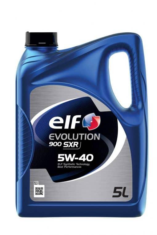 Масло ELF EVOLUTION SXR 5W40 5L