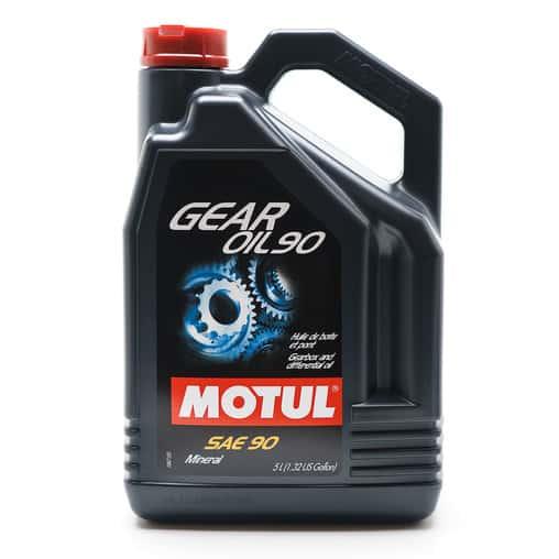 Трансмисионно масло MOTUL GEAR OIL SAE 90 - 5L